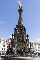 Holy Trinity Column, Olomouc, Moravia, Czechia