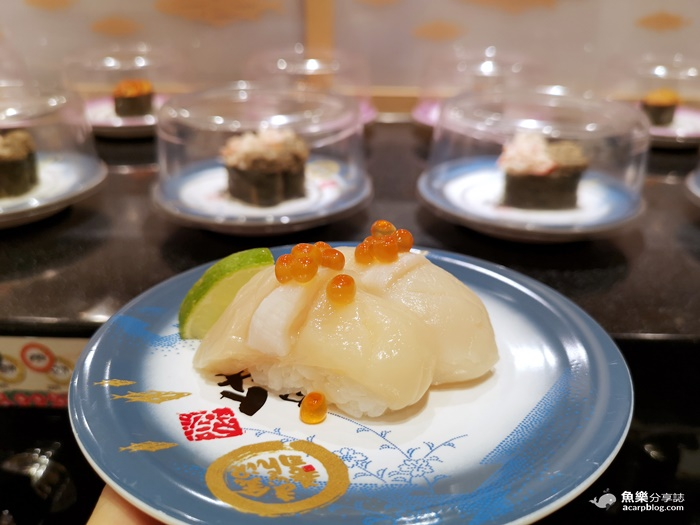 【台北大安】金澤美味壽司 金沢まいもん寿司|忠孝SOGO迴轉壽司 @魚樂分享誌