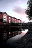 Ashton canal in Manchester