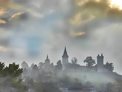 Stadtmauer Luzern