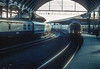 Newcastle Central Station 1979 - HST's