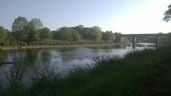 River Ribble in lockdown