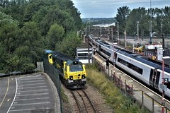 Photo of Pendolino & Class 70