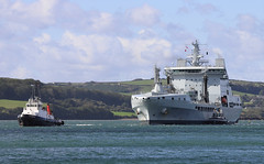 Photo of RFA Tiderace 25th September 2020 #2