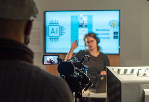 School Program: AI&You by Ars Electronica, on Flickr