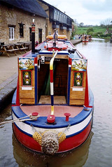 Photo of Stoke Bruerne, Northamptonshire, 11th April 1999