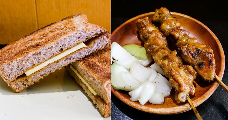 【台南美食】Bula 冷奶油咖椰吐司 南洋雞肉串燒也美味!新美街南洋小店準備開新店!