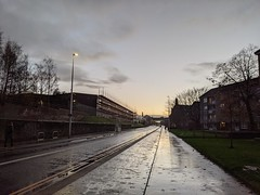 Photo of A Late afternoon in Glasgow