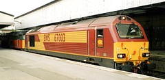 Photo of 67003 Exeter August 2002