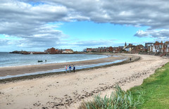 Photo of West Bay, North Berwick, East Lothian