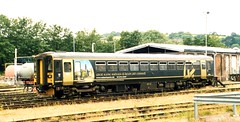 Photo of 153308 Exeter August 2002