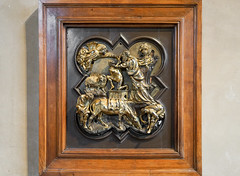 Brunelleschi, Sacrifice of Isaac (competition panels)