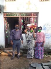 인도 정유선 선교사