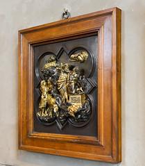 Ghiberti, Sacrifice of Isaac (competition panels)