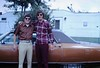 Found Photo - 1970s Guys & Lincoln Continental