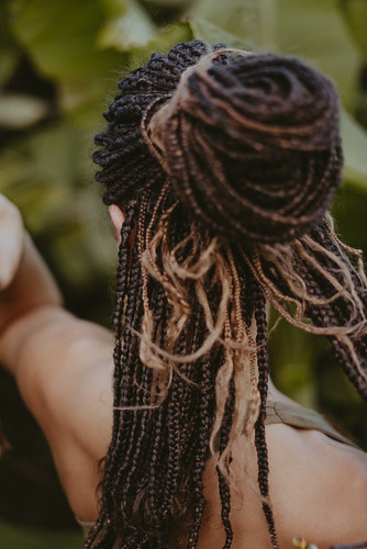 Lilly braids
