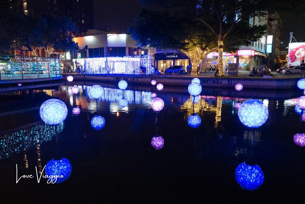 【屏東 Pingtung】2020屏東聖誕節 屏東公園浪漫極光與白色雪原 @薇樂莉 Love Viaggio | 旅行.生活.攝影