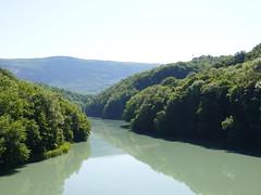 Rhône @ Pont de Grésin @ Éloise