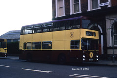 Photo of Chester Transport 91 Chester 1981