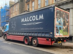 Photo of SF17 WCJ MALCOLM LOGISTICS