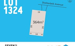 Lot 1324, Shelterbelt Avenue, Melton South VIC
