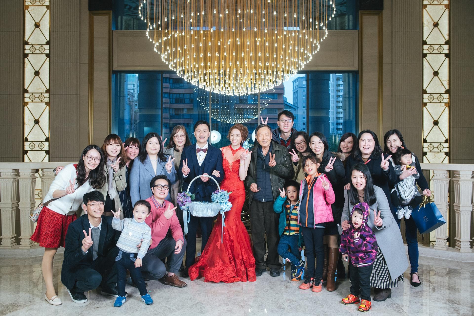 [婚禮紀錄-Fountain] 2019.12.07-台北美福大飯店