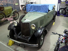 Photo of 1934 Armstrong Siddeley 12hp - BPF 431 - Coventry Transport Museum 30Oct20