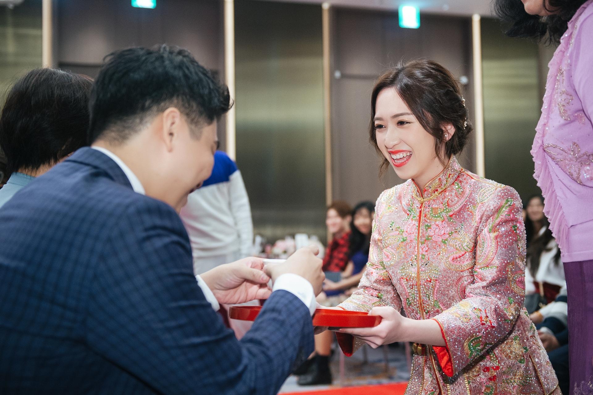 [婚禮紀錄-Fountain] 2019.11.23-台北國泰萬怡