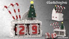 LEGO Advent Countdown