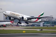 Photo of Emirates Boeing 777-21H(LR) A6-EWJ