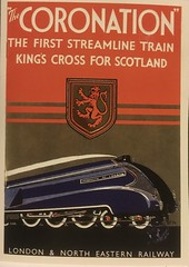 Photo of L.N.E.R. poster 1937 - 39