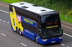 Photo of VANHOOL TD927 Astromega megabus.com Stagecoach Cumbernauld