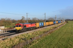 Photo of 66152. Shrivenham. 26-11-2020