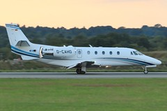 Photo of D-CAHO Luton 19 July 2020