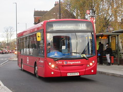 Photo of Stagecoach 36366 LX59ECV On Route 246 At Bromley North