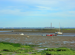 Photo of Leigh Mud Flats