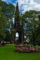 Photo of The Scott Monument