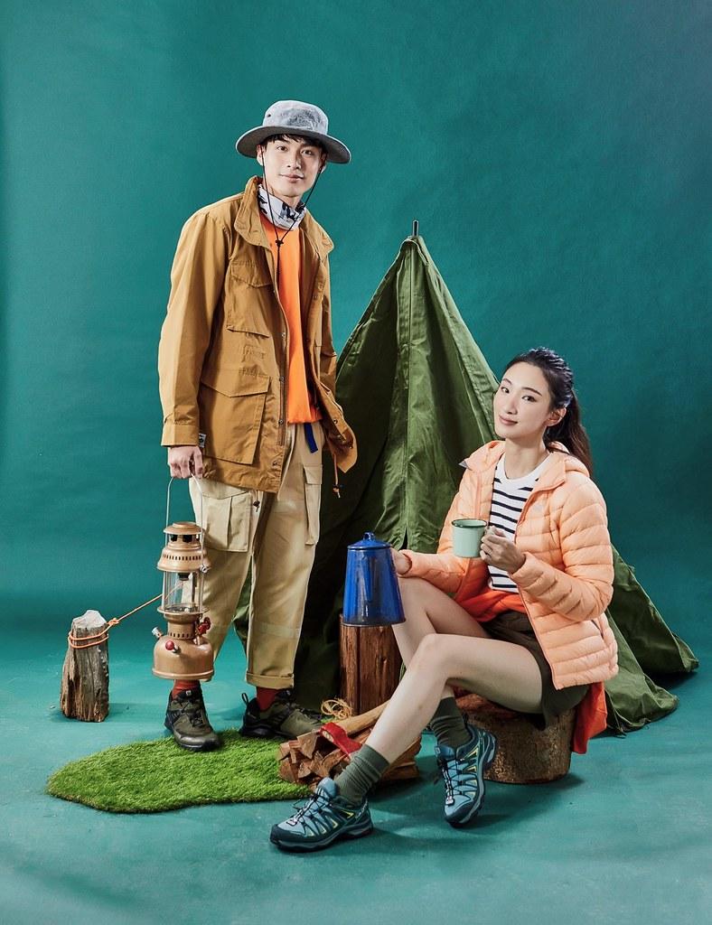「暖橘」今冬代表色 時尚潮人必備元素