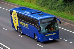 Photo of VOLVO B13R Plaxton Panther 2 - megabus.com Stagecoach Perth