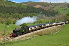 Photo of GWR 5199 Garthydwr