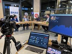 BHAG Livestream