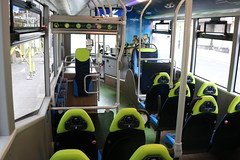Photo of Bus Interior: Go North East: 8801 ND70AFA Yutong