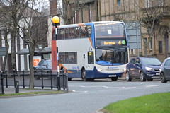 Photo of Stagecoach - 15724 PX61CVE - Scania N230 UD - ADL Enviro 400