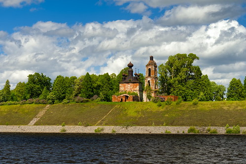 Volga River 252 ©  Alexxx Malev