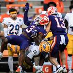 NCAA Football: Pittsburgh at Clemson