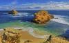 Bay of Islands, Sorrento, Mornington Peninsula : Autumn afternoon . . .