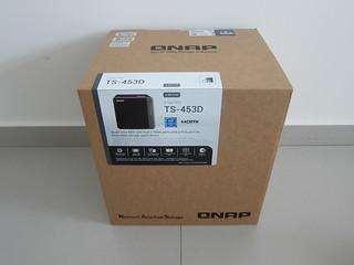 QNAP TS453D