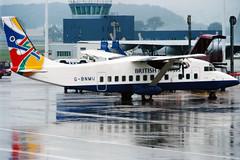 Photo of British Airways (Loganair) | Short 360 | G-BNMU | Colum | Glasgow