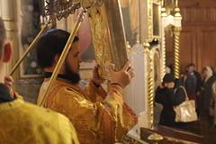 28.11.20 - канун Недели 25-й по Пятидесятнице