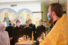 Богослужения Недели 25-й по Пятидесятнице